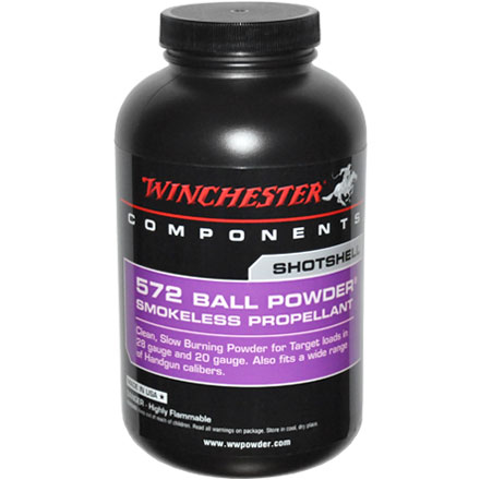 572 Winchester Smokeless Powder 1 Lb