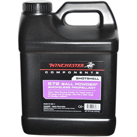 572 Winchester Smokeless Powder 8 Lbs