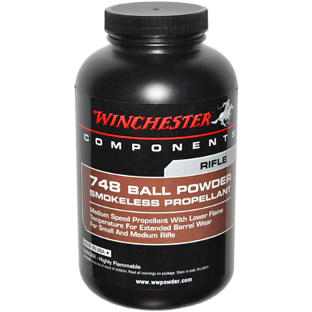 Winchester 748 Smokeless Powder 1 Lb