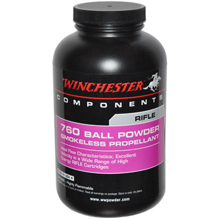 Winchester 760 Smokeless Powder 1 Lb