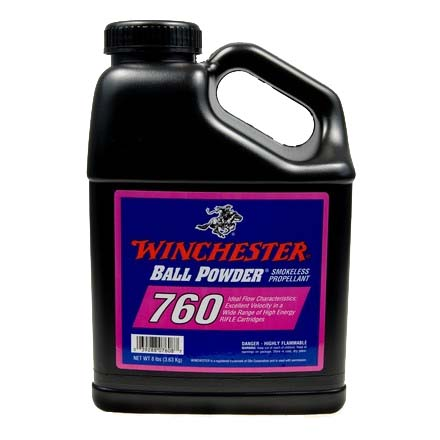 Winchester 760 Smokeless Powder 8 Lbs