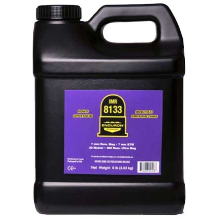 IMR 8133 Smokeless Powder 8 Lbs