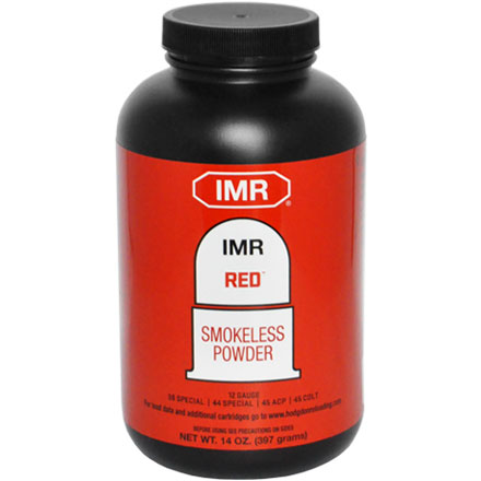 Hodgdon IMR Red Smokeless Powder 14 oz