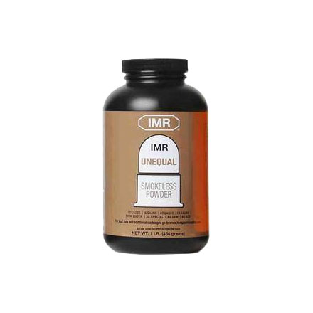 Image for Hodgdon IMR Unequal Smokeless Powder 4 Lb
