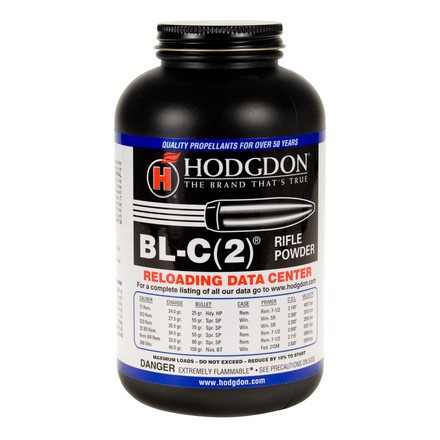 Hodgdon BLC2 Smokeless Powder 1 Lb