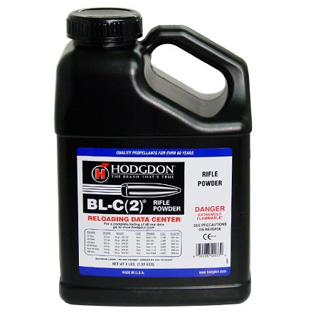 Hodgdon BLC2 Smokeless Powder 8 Lbs