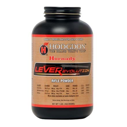 Hodgdon Leverevolution Smokeless Powder 1 Lb
