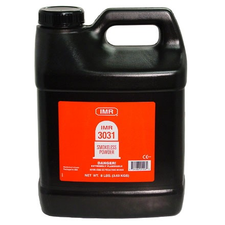 IMR 3031 Smokeless Powder 8 Lbs