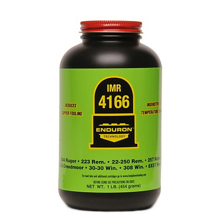 IMR 4166 with ENDURON Technology Smokeless Powder 1 Lb