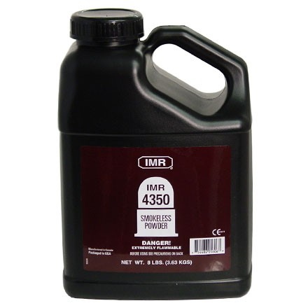 IMR 4350 Smokeless Powder 8 Lbs