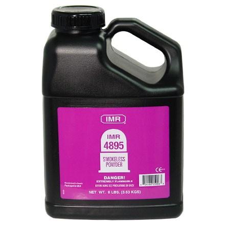 Imr 4895 Smokeless Powder Imr 4895 Reloading Powder 8 Lb