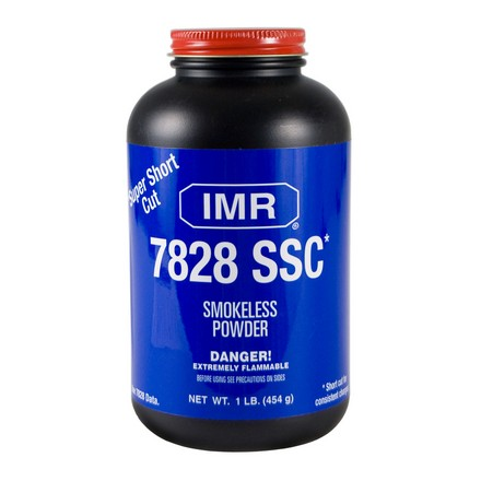 Image for IMR 7828SSC Smokeless Powder 1 Lb