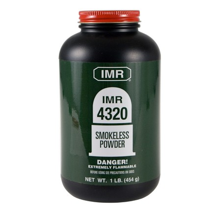 IMR 4320 Smokeless Powder 1 Lb