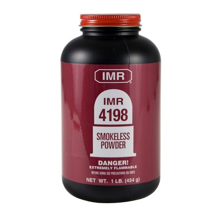 IMR 4198 Smokeless Powder 1 Lb