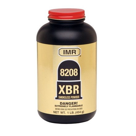 ' alt='IMR 8208 XBR Smokeless Powder 1 Lb' />