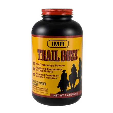 Image for IMR Trail Boss Smokeless Powder 9 Oz