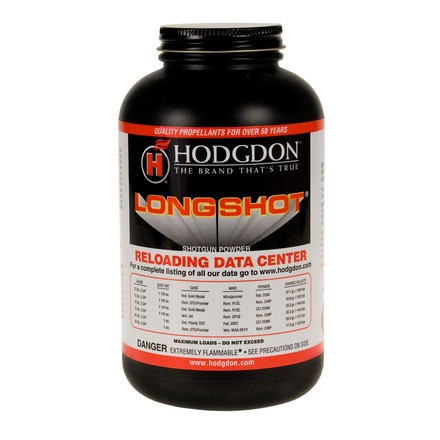 Hodgdon Longshot Smokeless Powder 1 Lb