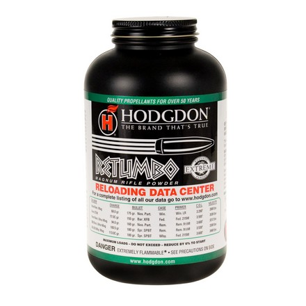 Hodgdon Retumbo Smokeless Powder 1 Lb