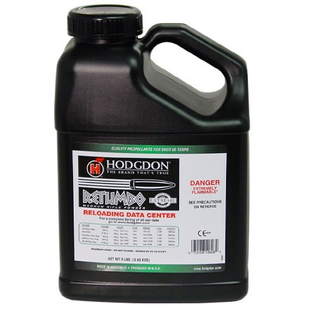 Hodgdon Retumbo Smokeless Powder 8 Lbs