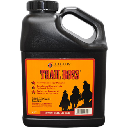 IMR Trail Boss Smokeless Powder 2 Pounds