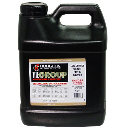 Hodgdon Titegroup Smokeless Powder 8 Lbs