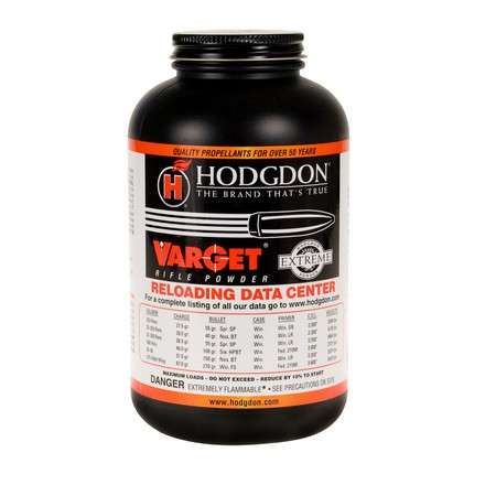 Hodgdon Varget Smokeless Powder 1 Lb