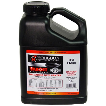 Hodgdon Varget Smokeless Powder 8 Lbs