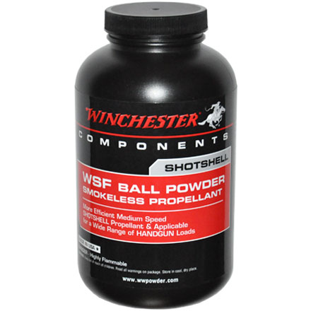Winchester WSF Smokeless Powder 1 Lb