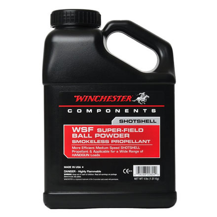 Winchester Wsf Smokeless Powder 8 Lbs By Winchester
