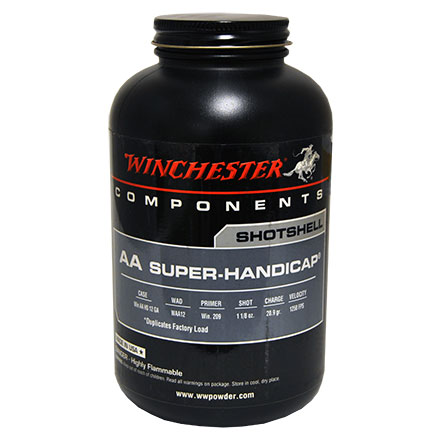 Winchester AA Super Handicap Smokeless Powder 1 Lb