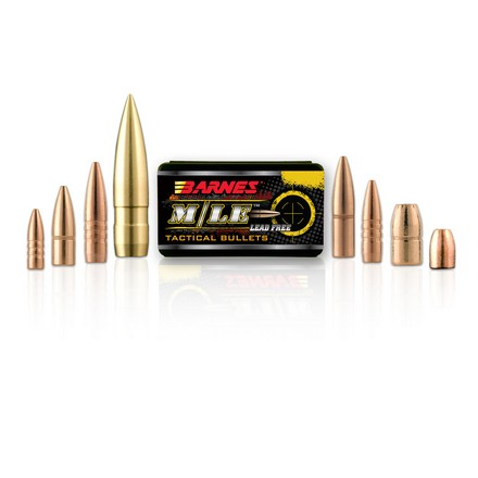 5.56/223 Caliber .224 Diameter 62 Grain Tac-X Boat Tail 50 Count