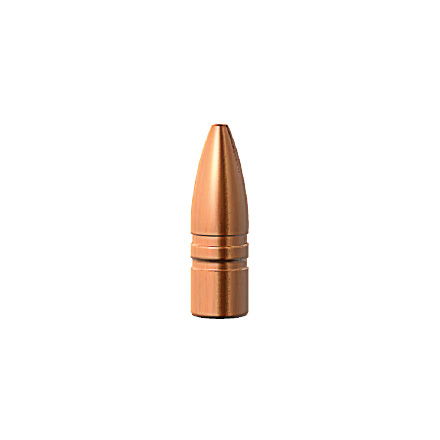 22 Caliber .224 Diameter (223 /5.56) 50 Grain Triple Shock X Bullet Flat Base 50 Count