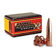 22 Caliber .224 Diameter 45 Grain Triple Shock Flat Base 50 Count