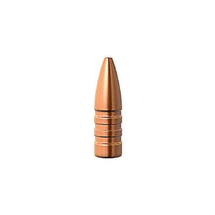 22 Caliber .224 Diameter 53 Grain Triple Shock Flat Base 50 Count