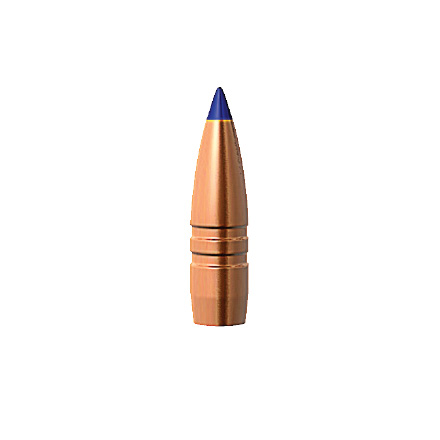 22 Cal .224 Dia. 55 Grain Tipped Triple Shock X Bullet Boat Tail 50 Count