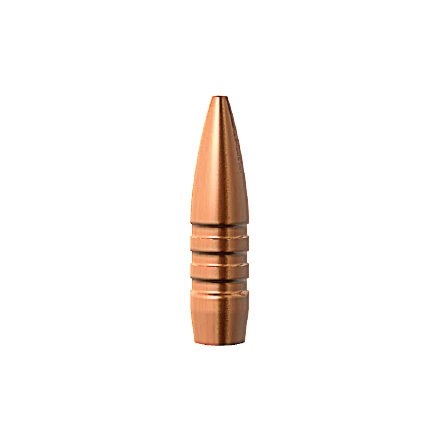22 Caliber .224 Diameter 62 Grain Triple Shock BT 1:9 Twist or Faster 50 Count