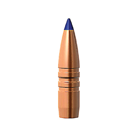 25 Caliber .257 Diameter 100 Grain Poly-Tipped TSX Triple Shock X- Boat Tail 50 Count