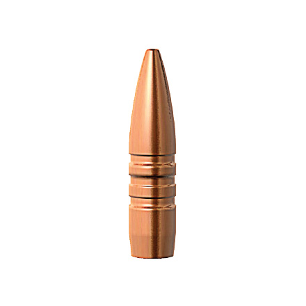 25 Caliber .257 Diameter 100 Grain Triple Shock  X -Bullet Boattail 50 Count