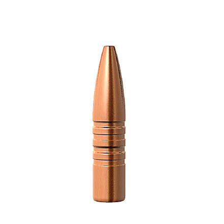 25 Caliber .257 Diameter 115 Grain Triple Shock X-Bullet Flat Base 50 Count