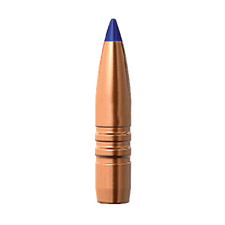 7mm .284 Diameter 168 Grain LRX Boat Tail 50 Count by Barnes