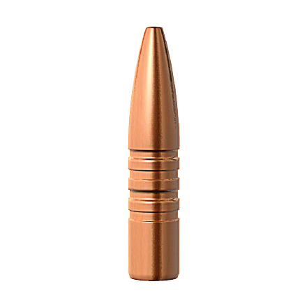 7mm .284 Diameter 160 Grain Triple Shock X-Bullet Flat Base 50 Count