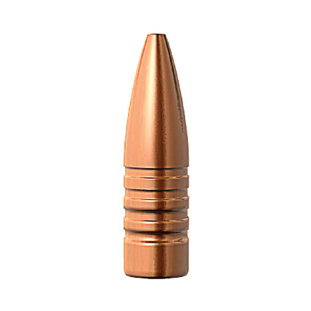 35 Caliber .358 Diameter 225 Grain Triple Shock X-Bullet Flat Base 50 Count