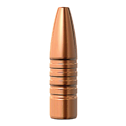 375 Caliber .375 Diameter 300 Grain Triple Shock Flat Base 50 Count