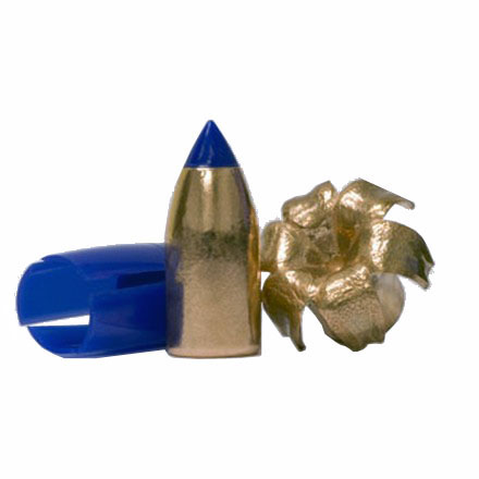 50 Caliber 250 Grain TEZ Muzzleloader Bullet Spit-Fire Flat Base With Sabots 24 Count
