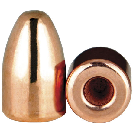 9mm .356 Diameter 115 Grain Hollow Base Round Nose Thick Plate 250 Count