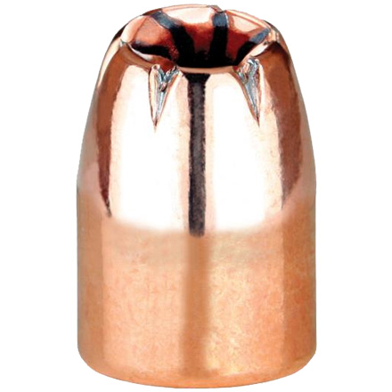 9mm .356 Diameter 124 Grain Hybrid Hollow Point 250 Count