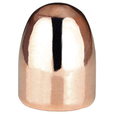 380 Caliber .356 Diameter 100 Grain Flat Base Round Nose 1000 Count