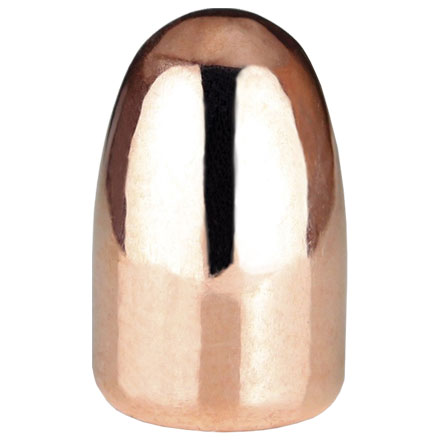 40 Caliber .401 Diameter 180 Grain Round Nose 1000 Count