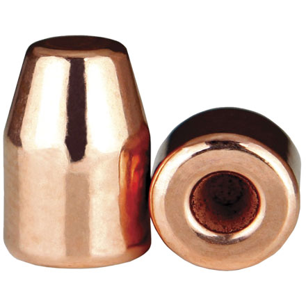 40 Caliber Smith & Wesson 10mm .401 Diameter 165 Grain Hollow Base Flat Point Thick Plate 250 Count
