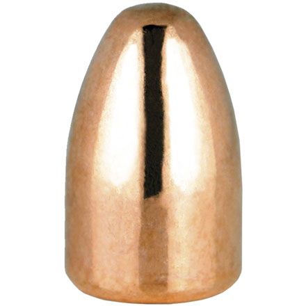 9mm .356 Diameter 124 Grain RN 250 Count